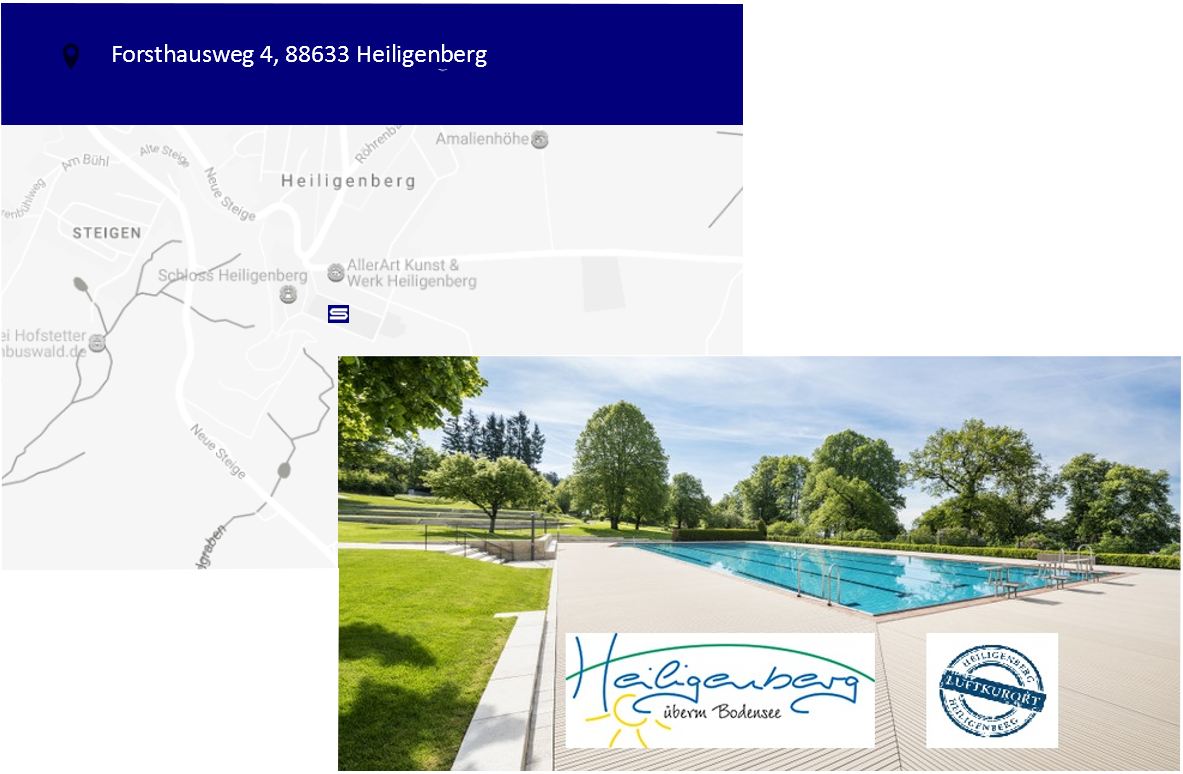 Schwimmbad+Karte